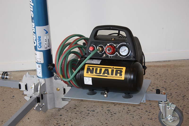 Kompressor Platta & kompressor